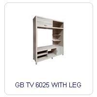 GB TV 6025 WITH LEG